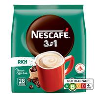 Nescafe 3 in 1 Instant Coffee - Blend & Brew (Rich)