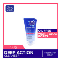 Clean & Clear Deep Action Cleanser