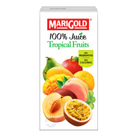 Marigold 100% Packet Juice - Tropical Fruits