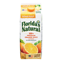 Florida's Natural 100% Orange Juice - Pulp