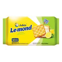 Julie's Le-Mond Sandwich Biscuits - Lemon