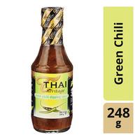 Thai Hertiage Dipping Sauce - Green Chili