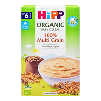 HiPP Organic Cereal Pap without Milk - Multicereal (6+ Months)