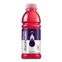 Glaceau XXX Vitamin Bottle Water - Triple Berry