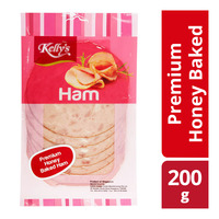 Kelly's Sliced Ham - Premium Honey Baked