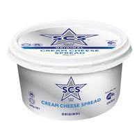 SCS Cream Cheese Spread