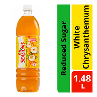 F&N Seasons Drink - White Chrysanthemum Tea (Not So Sweet)