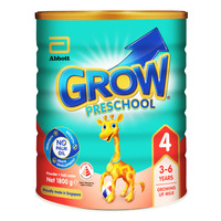 Abbott Grow Milk Formula - Preschool (3 Years Onward)