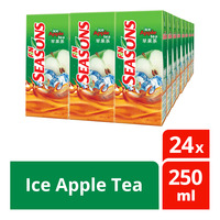 F&N Seasons Packet Drink - Ice Apple Tea