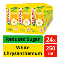F&N Seasons Packet Drink - White Chrysanthemum Tea