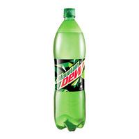 Mountain Dew Bottle Drink