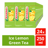 F&N Seasons Packet Drink - Ice Lemon Green Tea