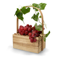 Australia Organic Seedless Grapes - Red