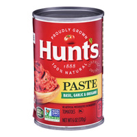 Hunt's Paste - Basil, Garlic & Oregano
