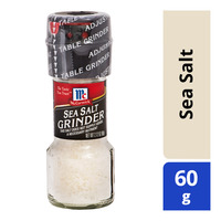 McCormick Seasoning Grinder - Sea Salt