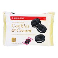 Khong Guan Sandwich Biscuits - Cookies & Cream