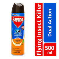 Baygon Protector Flying Insect Killer - Dual Action
