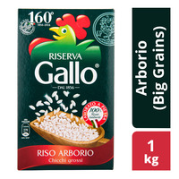 Riserva Gallo Italian Rice - Arborio (Big Grains)