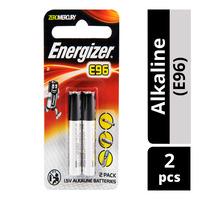 Energizer Alkaline Battery - Zero Mercury (E96)