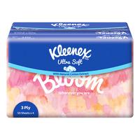 Kleenex Ultra Soft Tissue Soft Pack - Vintage (3ply)