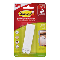 3M Command Picture Hanging Strips - Narrow