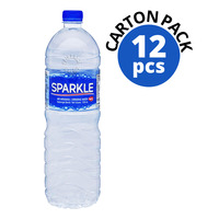 Yeo's Sparkle Drinking Bottle Water