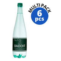 Badoit Sparkling Natural Mineral Bottle Water
