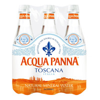 Acqua Panna Natural Mineral Bottle Water