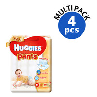 Huggies Gold Pants - M (6 - 12kg)