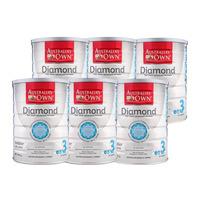 Australia's Own Diamond Toddler Milk Formula - Step 3 6 x 900G (CTN)