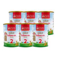 Australia's Own Gold Follow On Milk Formula - Step 2