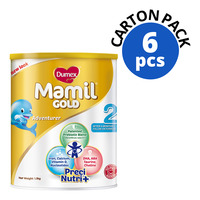 Dumex Mamil Gold Follow On Milk Formula - Step 2 6 x 1.5KG (CTN)