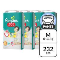 Pampers Baby Dry Pants - M (6 - 11kg)