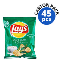 Lay's Potato Chips - Sour Cream & Onion