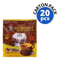 Old Town 2 in 1 Instant White Coffee - Coffee&Creamer