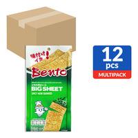 Bento Big Sheet Squid Snack - Spicy Nori Seaweed