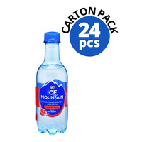 F&N Ice Mountain Sparkling Bottle Water - Grapefruit