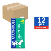 Farmhouse UHT Milk - Low Fat