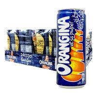 Orangina Sparkling Can Drink - Orange