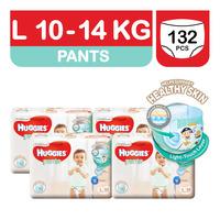 Huggies Platinum Pants - L (10 - 14kg)