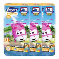 Drypers Drypantz Pants - Super Wings XXL