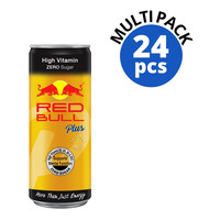 Red Bull Energy Can Drink - Plus