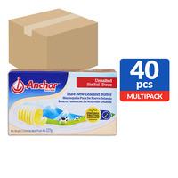 Anchor Pure New Zealand Block Butter - Unsalted