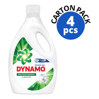 Dynamo Power Gel Laundry Detergent - Indoor Dry