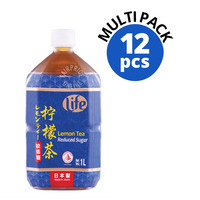 Life Lemon Tea Bottle Drink - Reduced Sugar