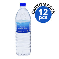 Tesco Natural Mineral Bottle Water