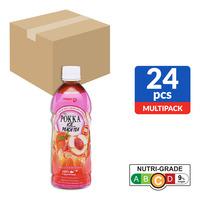 Pokka Bottle Drink - Ice Peach Tea