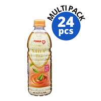 Pokka Premium Bottle Drink - Milk Tea (Original)