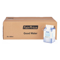 FairPrice Boxed Good Water