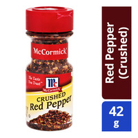 McCormick Spices - Red Pepper (Crushed)